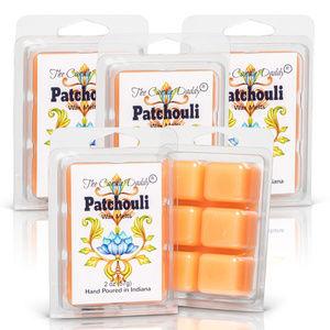 5 pack- Patchouli Wax Tart Melts 5 (five)